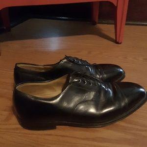Johnston & Murphy Optima black dress shoe size 10